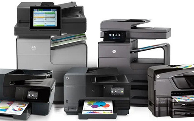 service requests on copiers and printers